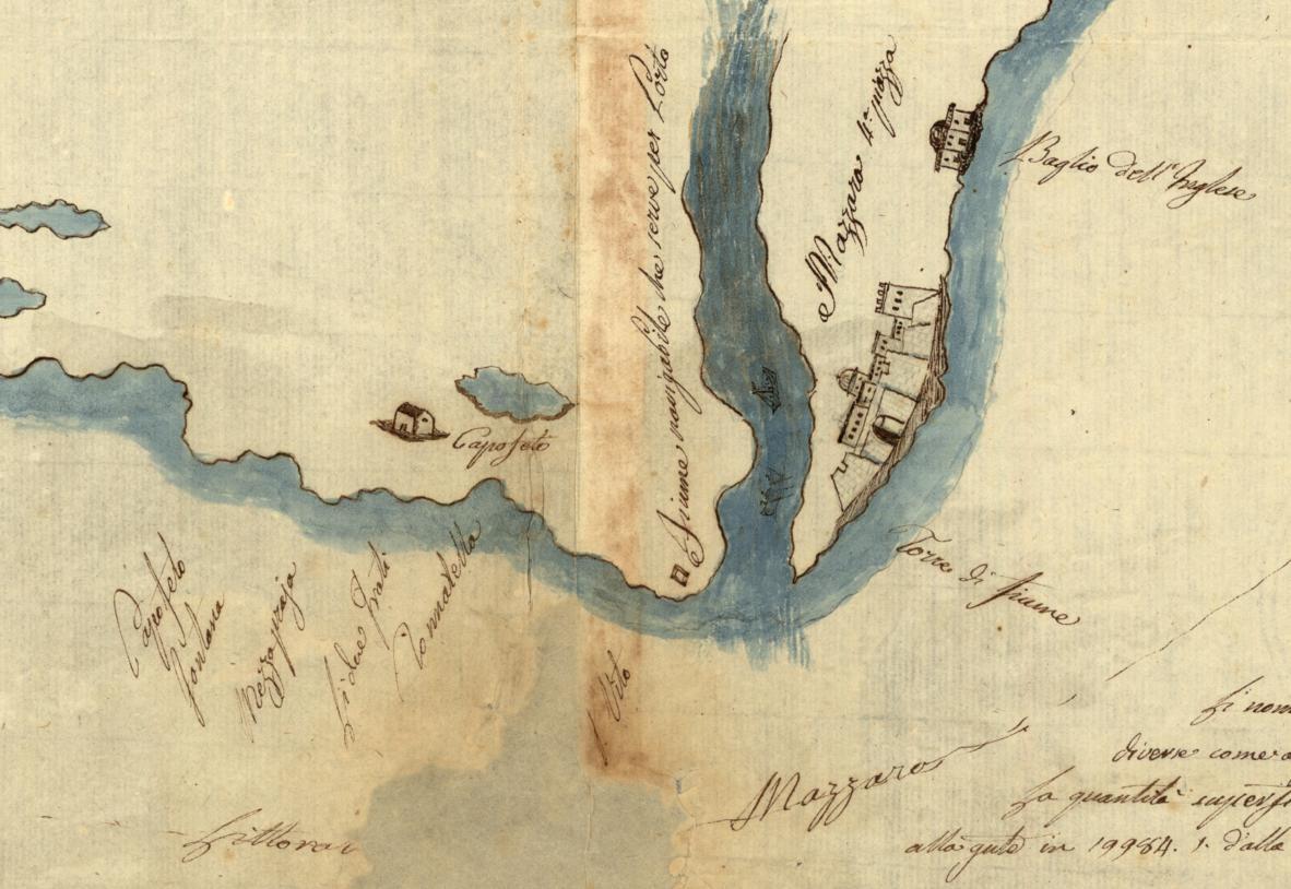 Favignana Cartina Geografica