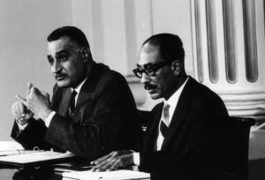 -Gamal-Abdel-Nasser-e-Anwar-al-Sadat