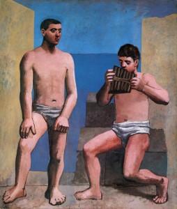 Pan di Picasso.
