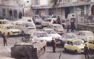 . Dopo l'elezione del 1991, tensioni ad Algeri