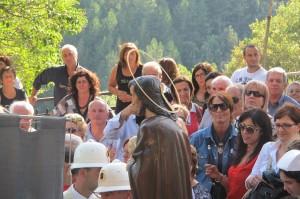 Fantino, la festa di san Giovannello (ph. V. Teti).