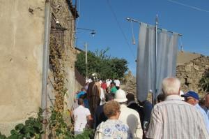 Fantino, la processione di S. Giovannello (ph. V. Teti)