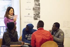 Scuola di lingua italiana per stranieri, Palermo ( ph. Antonio Gervasi)