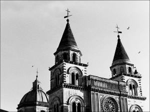 Acireale, La Cattedrale (ph. Nino Privitera).