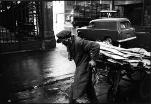Parigi, 1971 (ph. Piermarini)
