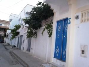 Quartiere M'hamdiya, abitazioni in autocostruzione (ph. C. Sebastiani).