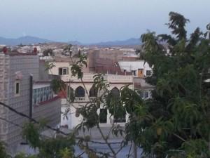 Quartiere M'hamdiya, espansione edilizia (ph. C. Sebastiani).