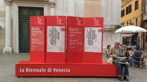 Venezia, Campo Santa Fosca (Olimpia Niglio, 2018).