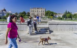 Il castello della Zisa e il complesso idrico annesso (ph. A. Belvedere)