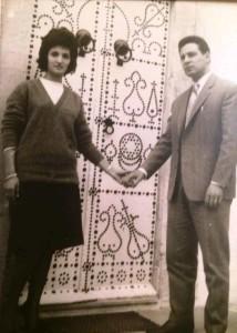 Coppia-di-italiani-in-Tunisia-anni-60