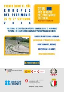 -Poster-Settimana-del-Patrimonio-Culturale-Europeo-in-Colombia-2018-