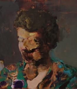 Adrian Ghenie, Pie Fight Study, 2012