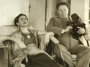 Frida-Kahlo-e-Diego-Rivera