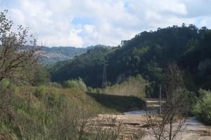 Alluvione primi ottobre Torrente Fellà S. Nicola da Crissa (ph. V. Teti).