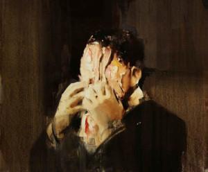 -Adrian-Ghenie-Pie-Fight-Study-2012