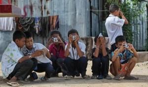 Bambini in Camboglia @ LucianoUsai.