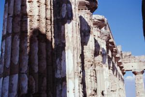 Selinunte, il tempio E 2-3 (ph. Malvezzi, 2017)