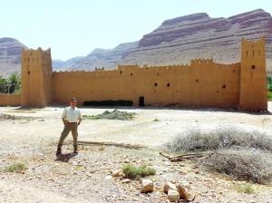 Ksar-nei-pressi-di-Zagora-Marocco