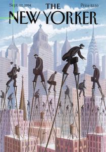 Una-copertina-del-New-Yorker.