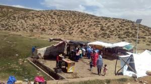Catena-dellAtlante-Marocco-approvvigionamento-ad-una-sorgente