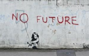 Bansky.-No-Future.-Southampton-England.