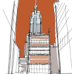 LEmpire-State-Building-schizzo-F.-Schiavo.