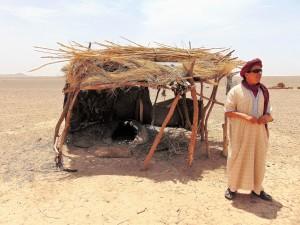 Hammada-del-Guir-Algeria-forno-di-un-attendamento-berbero