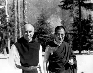 Merton-con-il-Dalai-Lama