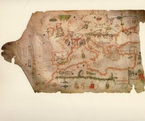 Carta-Nautica-Albino-De-Canepa-1480.