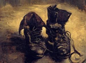 Vincent-Van-Gogh-Un-paio-di-scarpe-1886.