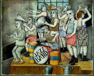 La-follia-in-un-disegno-di-Bruno-Caruso.