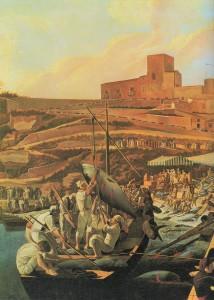 La-pesca-del-tonno-a-Solanto-part.-di-Paolo-De-Albertis-prima-metà-XIX-sec.