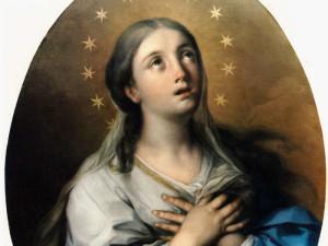 Maria-SS.ma-del-Paradiso-olio-su-tela-di-Sebastiano-Conca