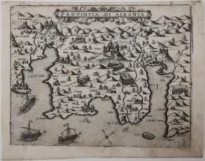 Provincia-Albania-G.-Francesco-Camocio-1571