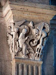1-cattedrale-di-autun-francia-particolare-capitello-gesu-tentato-da-satana
