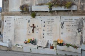 . Il cimitero di Trabuquet (ph. Casalini)