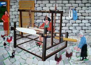 L'antico-telaio