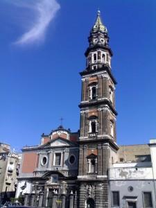 monastero del lavello Lusso Basilica santuario di Santa Maria del Carmine Maggiore