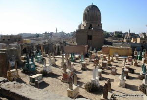 la città de morti al Cairo