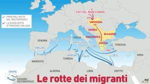le-rotte-dei-migranti-nel-mediterraneo-verso-leuropa-uno-studio-agi