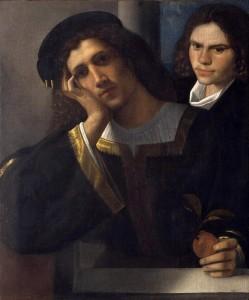 olio su tela, cm 76,3 x 63,4 Roma, Museo Nazionale del Palazzo di Venezia