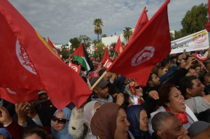 TUNISIA-DEMONSTRATION