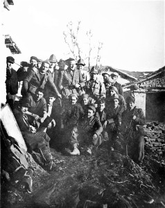 Paralup (Valle Stura), 18 marzo 1944.