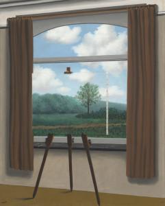 magritte-la-condizione-umana