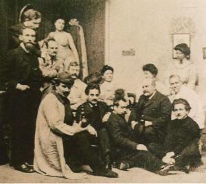 gibran-allacademie-julian-parigi-1909-seppia
