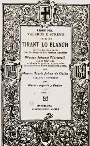 literatura-catalana-siglo-xv-joanot-martorell-1413-14-1468-escritor-valenciano-en-lengua-catalana-tirant-lo-blanc-portada-del-volumen-ho-de-la-edicion-impresa-en-barcelona-en-el-ano-1873-p53k00