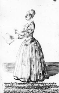 caricatura-della-romanina-pierleone-ghezzi-roma-1728