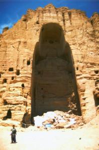 Paysage culturel et vestiges archéologiques de la vallée de Bamiyan