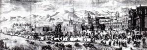 cavalcata-reale-e-arco-trionfale-alzato-sulla-strada-colonna-per-larrivo-di-re-vittorio-amedeo-di-savoia-1713