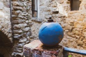 sfera-blu
